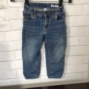 Toddler boys jeans.